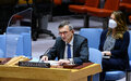 SECURITY COUNCIL BRIEFING ON THE UN INTEGRATED TRANSITION ASSISTANCE MISSION IN SUDAN (UNITAMS)