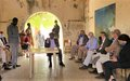Statement by SRSG Perthes on the visit to Kauda, South Kordofan